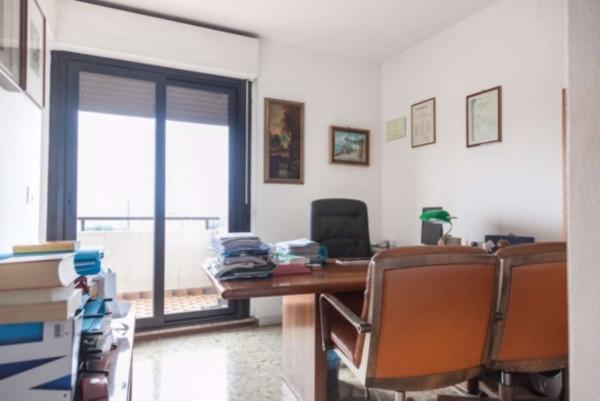Appartamento in vendita a Roma, Cesarepavese, Con giardino, 130 mq - Foto 19