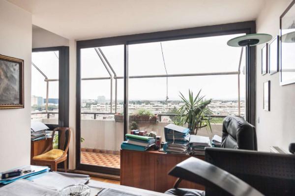 Appartamento in vendita a Roma, Cesarepavese, Con giardino, 130 mq - Foto 23