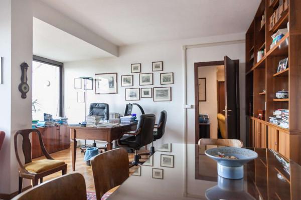 Appartamento in vendita a Roma, Cesarepavese, Con giardino, 130 mq - Foto 24