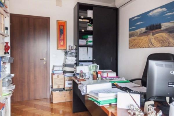Appartamento in vendita a Roma, Cesarepavese, Con giardino, 130 mq - Foto 40