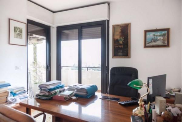 Appartamento in vendita a Roma, Cesarepavese, Con giardino, 130 mq - Foto 17