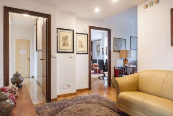 Appartamento in vendita a Roma, Cesarepavese, Con giardino, 130 mq - Foto 45