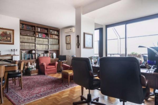 Appartamento in vendita a Roma, Cesarepavese, Con giardino, 130 mq - Foto 34