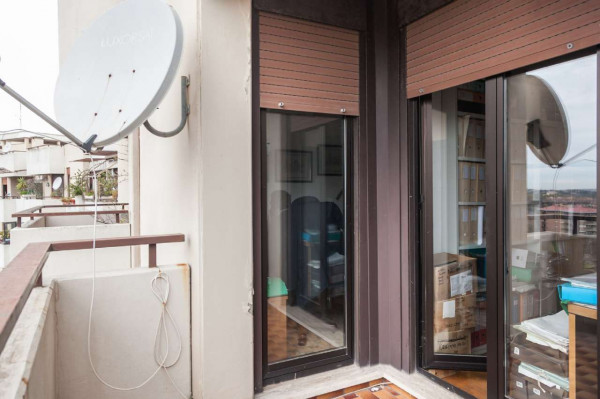 Appartamento in vendita a Roma, Cesarepavese, Con giardino, 130 mq - Foto 38