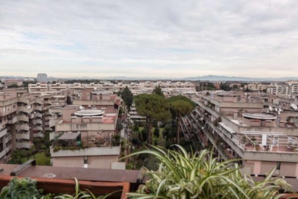 Appartamento in vendita a Roma, Cesarepavese, Con giardino, 130 mq - Foto 33