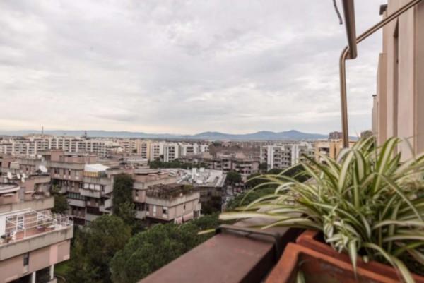 Appartamento in vendita a Roma, Cesarepavese, Con giardino, 130 mq - Foto 31