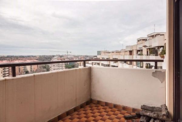 Appartamento in vendita a Roma, Cesarepavese, Con giardino, 130 mq - Foto 16