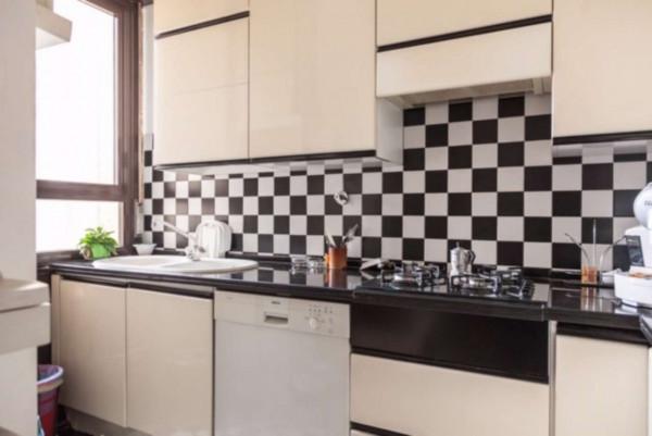 Appartamento in vendita a Roma, Cesarepavese, Con giardino, 130 mq - Foto 37