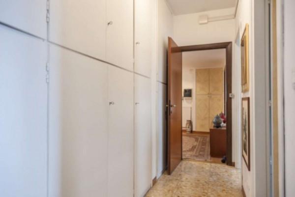 Appartamento in vendita a Roma, Cesarepavese, Con giardino, 130 mq - Foto 14