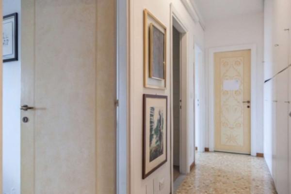 Appartamento in vendita a Roma, Cesarepavese, Con giardino, 130 mq - Foto 21