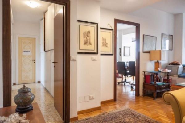 Appartamento in vendita a Roma, Cesarepavese, Con giardino, 130 mq - Foto 44
