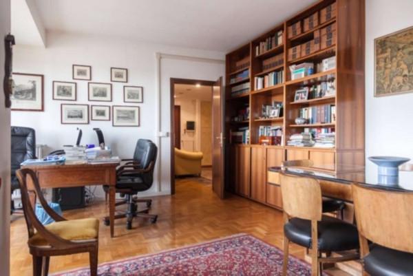 Appartamento in vendita a Roma, Cesarepavese, Con giardino, 130 mq - Foto 25