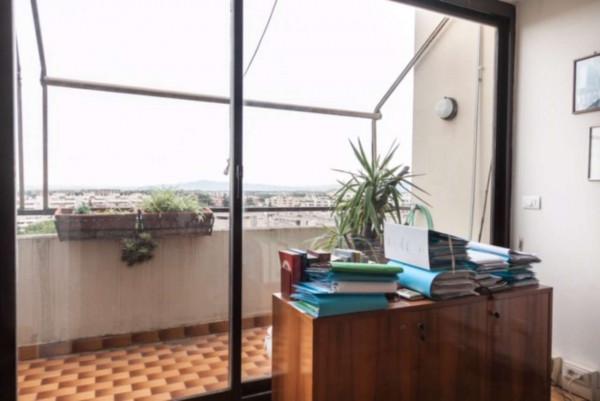 Appartamento in vendita a Roma, Cesarepavese, Con giardino, 130 mq - Foto 22
