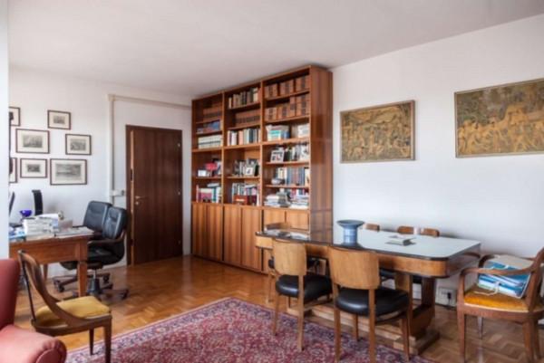 Appartamento in vendita a Roma, Cesarepavese, Con giardino, 130 mq - Foto 27