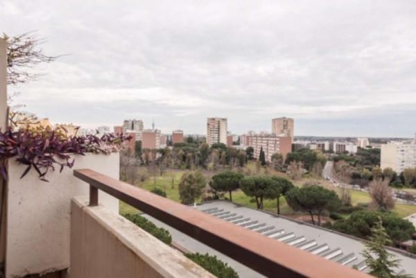 Appartamento in vendita a Roma, Cesarepavese, Con giardino, 130 mq - Foto 36
