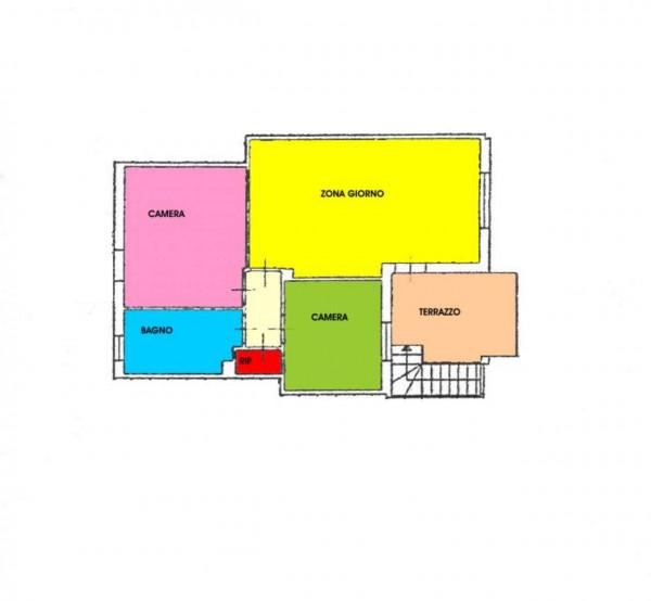 Appartamento in vendita a Pieranica, Residenziale, 95 mq - Foto 2