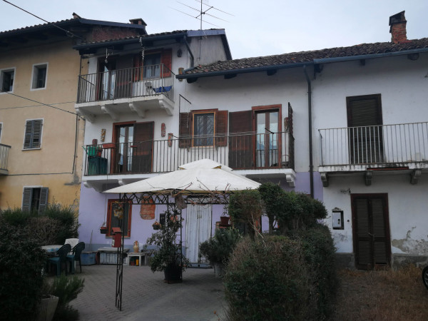 Casa indipendente in vendita a San Damiano d'Asti, San Giulio, Con giardino, 150 mq