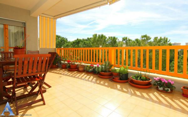 Appartamento in vendita a Taranto, Talsano - Lama, Con giardino, 111 mq
