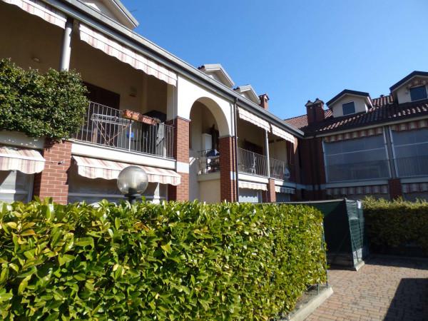Appartamento in vendita a Borgaro Torinese, Con giardino, 125 mq