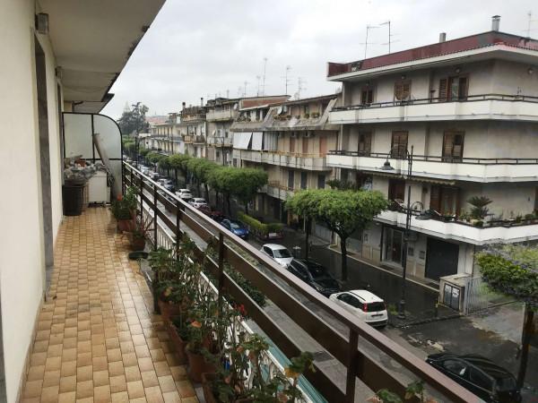 Appartamento in affitto a Somma Vesuviana, Centrale, 110 mq