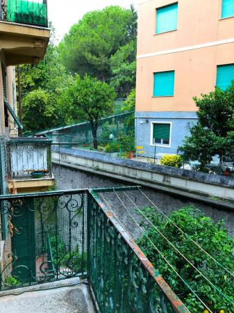 Appartamento in vendita a Genova, Sestri Ponente, 110 mq - Foto 11