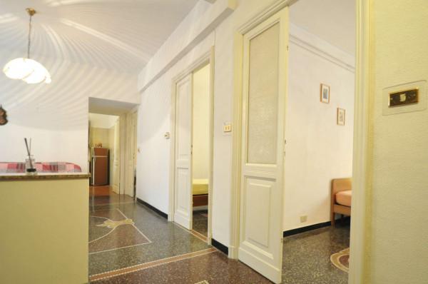 Appartamento in affitto a Genova, Sestri Ponente, Arredato, 100 mq