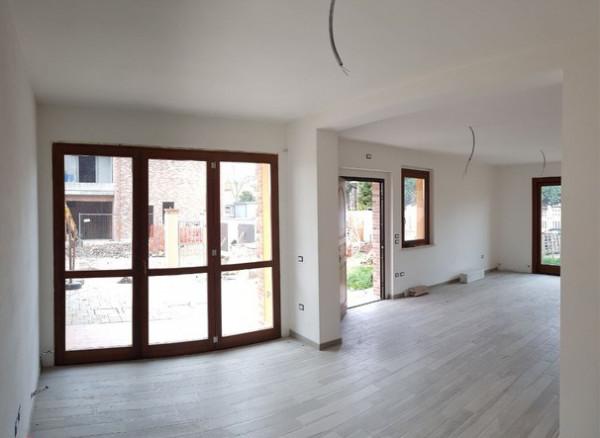 Villa in vendita a Perugia, San Martino Ion Campo, Con giardino, 150 mq