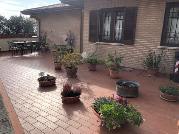 Villa in vendita a Corciano, San Mariano Di Corciano, Con giardino, 310 mq