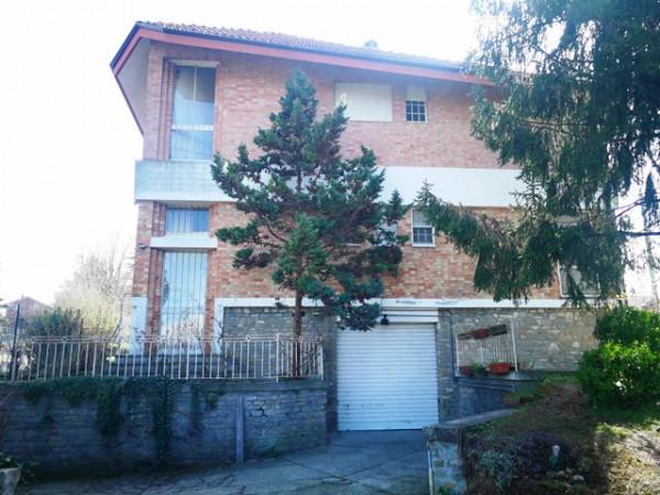 Villetta a schiera in vendita a Isola d'Asti, Repergo, Con giardino, 167 mq - Foto 41