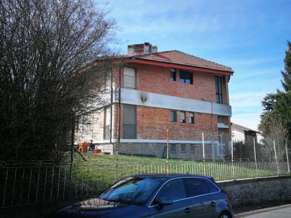 Villetta a schiera in vendita a Isola d'Asti, Repergo, Con giardino, 167 mq - Foto 43
