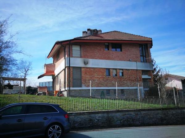 Villetta a schiera in vendita a Isola d'Asti, Repergo, Con giardino, 167 mq