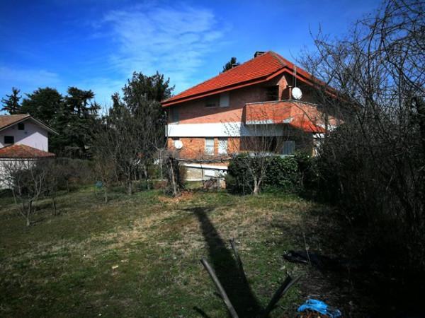 Villetta a schiera in vendita a Isola d'Asti, Repergo, Con giardino, 167 mq - Foto 36