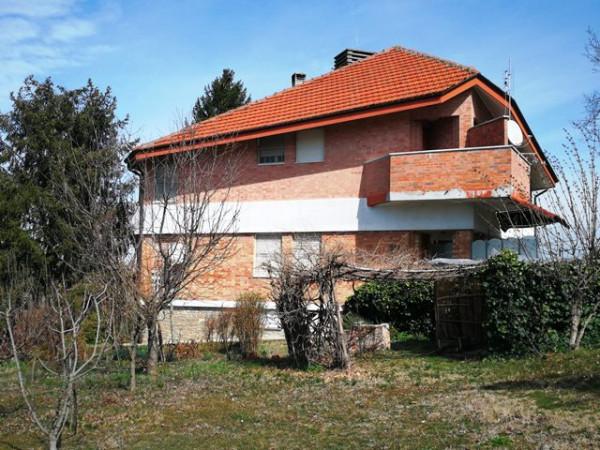 Villetta a schiera in vendita a Isola d'Asti, Repergo, Con giardino, 167 mq - Foto 39