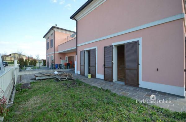 Villetta a schiera in vendita a Forlì, Cava, Con giardino, 171 mq - Foto 5