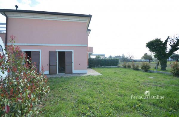 Villetta a schiera in vendita a Forlì, Cava, Con giardino, 171 mq - Foto 1
