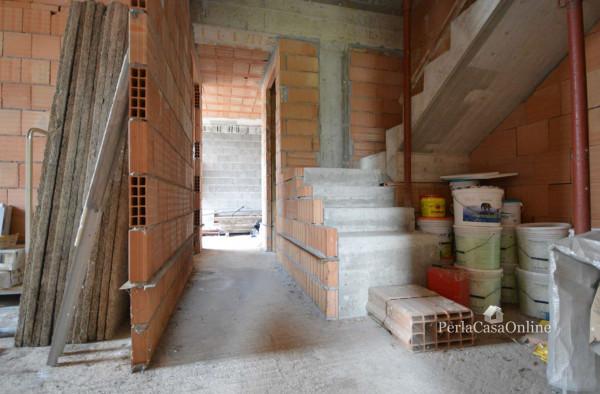 Villetta a schiera in vendita a Forlì, Cava, Con giardino, 171 mq - Foto 9