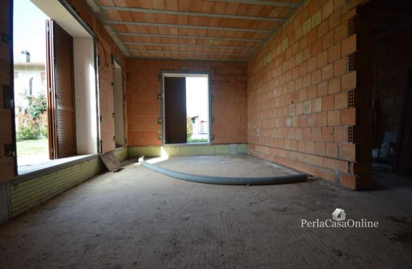 Villetta a schiera in vendita a Forlì, Cava, Con giardino, 171 mq - Foto 18