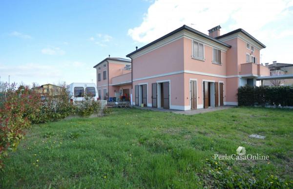 Villetta a schiera in vendita a Forlì, Cava, Con giardino, 171 mq - Foto 6
