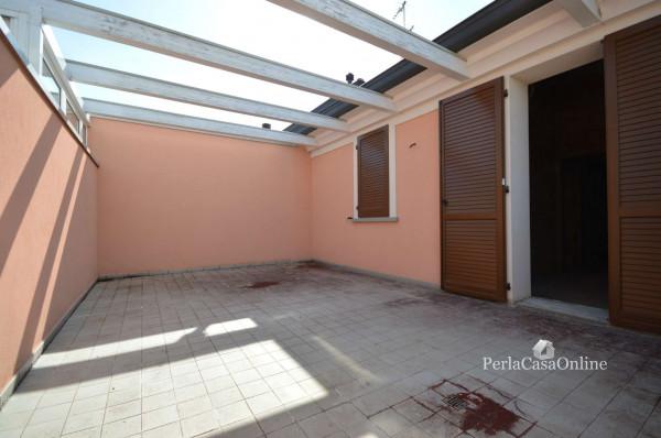 Villetta a schiera in vendita a Forlì, Cava, Con giardino, 171 mq - Foto 15