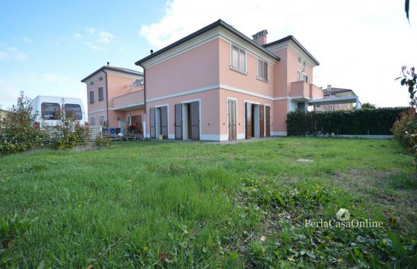 Villetta a schiera in vendita a Forlì, Cava, Con giardino, 171 mq - Foto 22