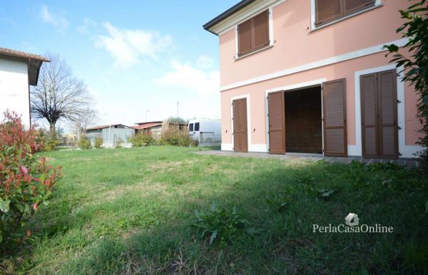Villetta a schiera in vendita a Forlì, Cava, Con giardino, 171 mq - Foto 7