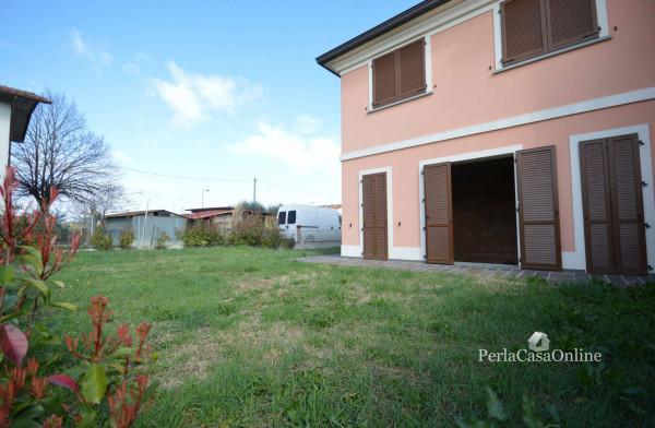 Villetta a schiera in vendita a Forlì, Cava, Con giardino, 171 mq - Foto 20