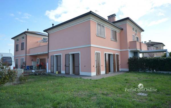Villetta a schiera in vendita a Forlì, Cava, Con giardino, 171 mq - Foto 21