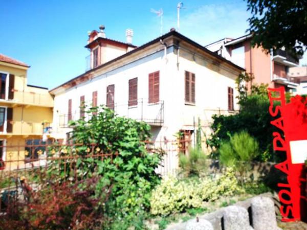 Casa indipendente in vendita a Isola d'Asti, Isola D'asti, Con giardino, 180 mq