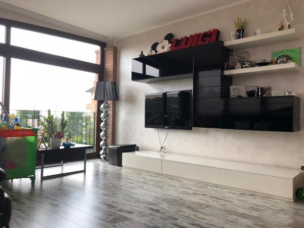 Appartamento in vendita a Perugia, Ponte Felcino, 155 mq