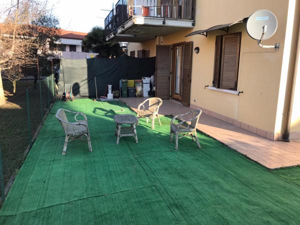Bilocale in vendita a Roncadelle, Roncadelle, Con giardino, 55 mq