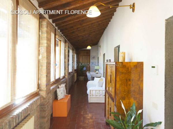 Appartamento in affitto a Firenze, Arredato, con giardino, 150 mq - Foto 13