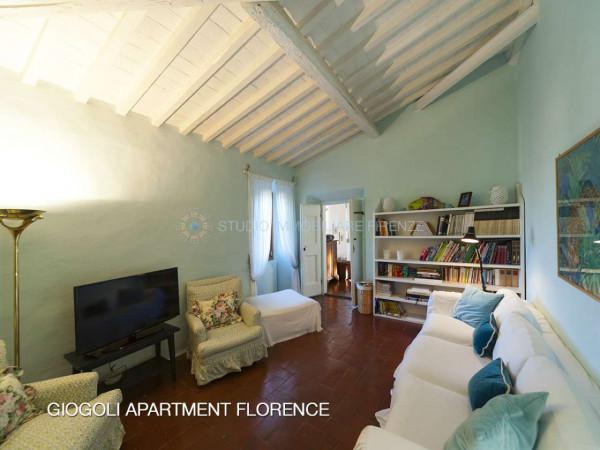 Appartamento in affitto a Firenze, Arredato, con giardino, 150 mq - Foto 14