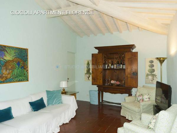 Appartamento in affitto a Firenze, Arredato, con giardino, 150 mq - Foto 6