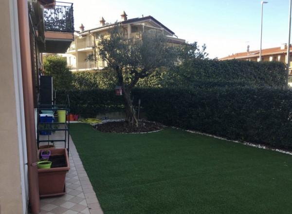 Bilocale in vendita a Rodengo Saiano, Centro, Con giardino, 60 mq